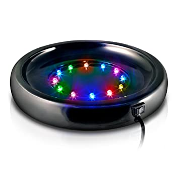 Wavepoint color transformador LED pecera base, grande: Amazon.es: Productos para mascotas