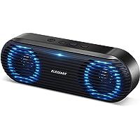 Bluetooth luidspreker ELEGIANT draadloze klankkast 10W muziekdoos boombox met stereogeluid sterke bas ondersteunt…