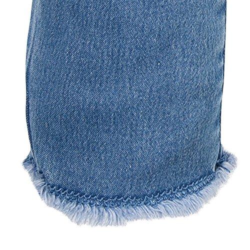 Azul Pantalones Gris 3 Azul Pommes Chica tqawzWOgnR