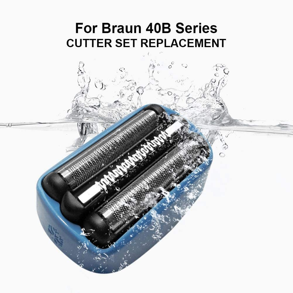 Lámina de Repuesto para Braun CoolTec 40B Cabezal de Repuesto de ...