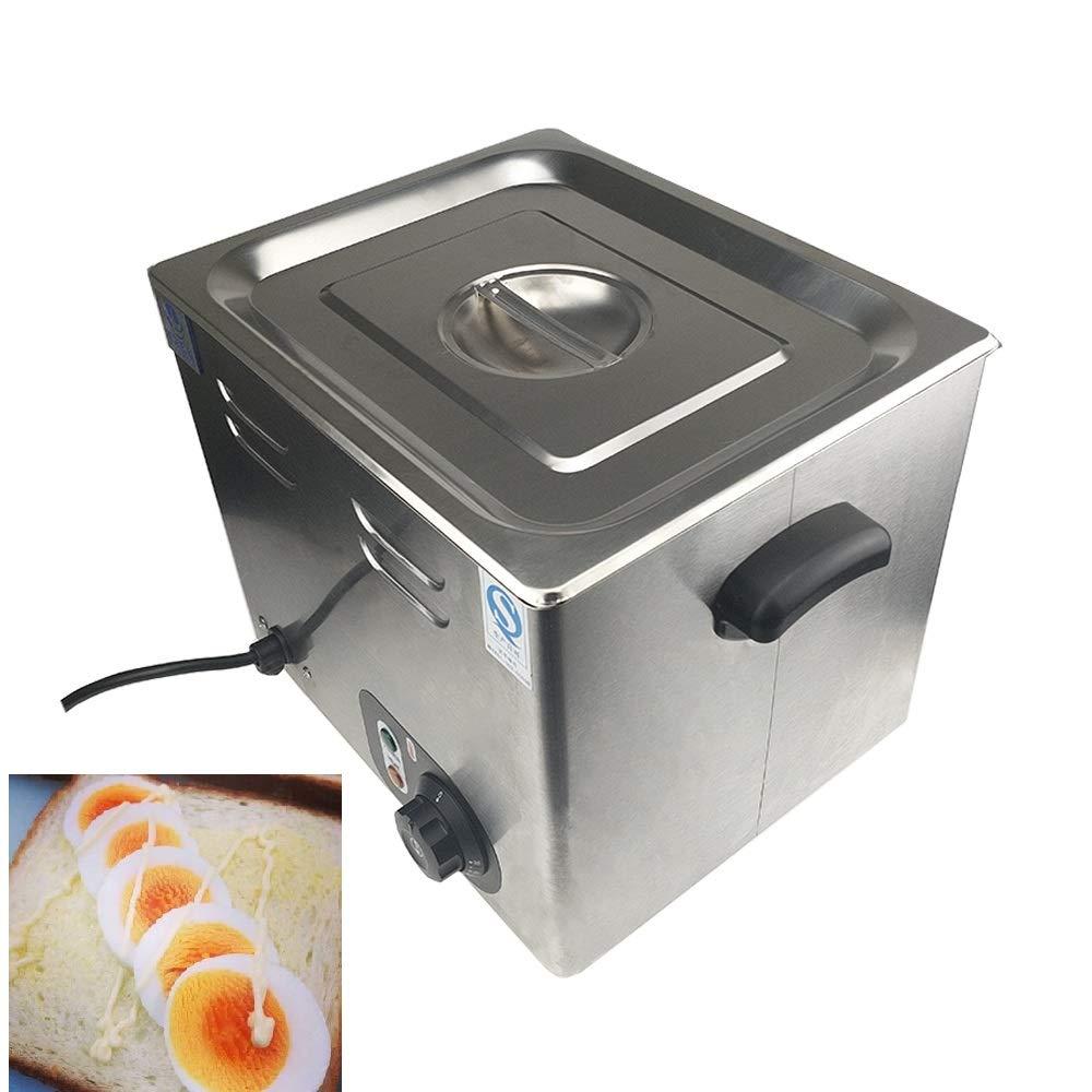 Li Bai Commercial Electric Egg Cooker Japanese Hot Spring Egg Maker 60 Eggs Capacity 2600W for Soft Boiled Eggs by Li Bai (Image #9)