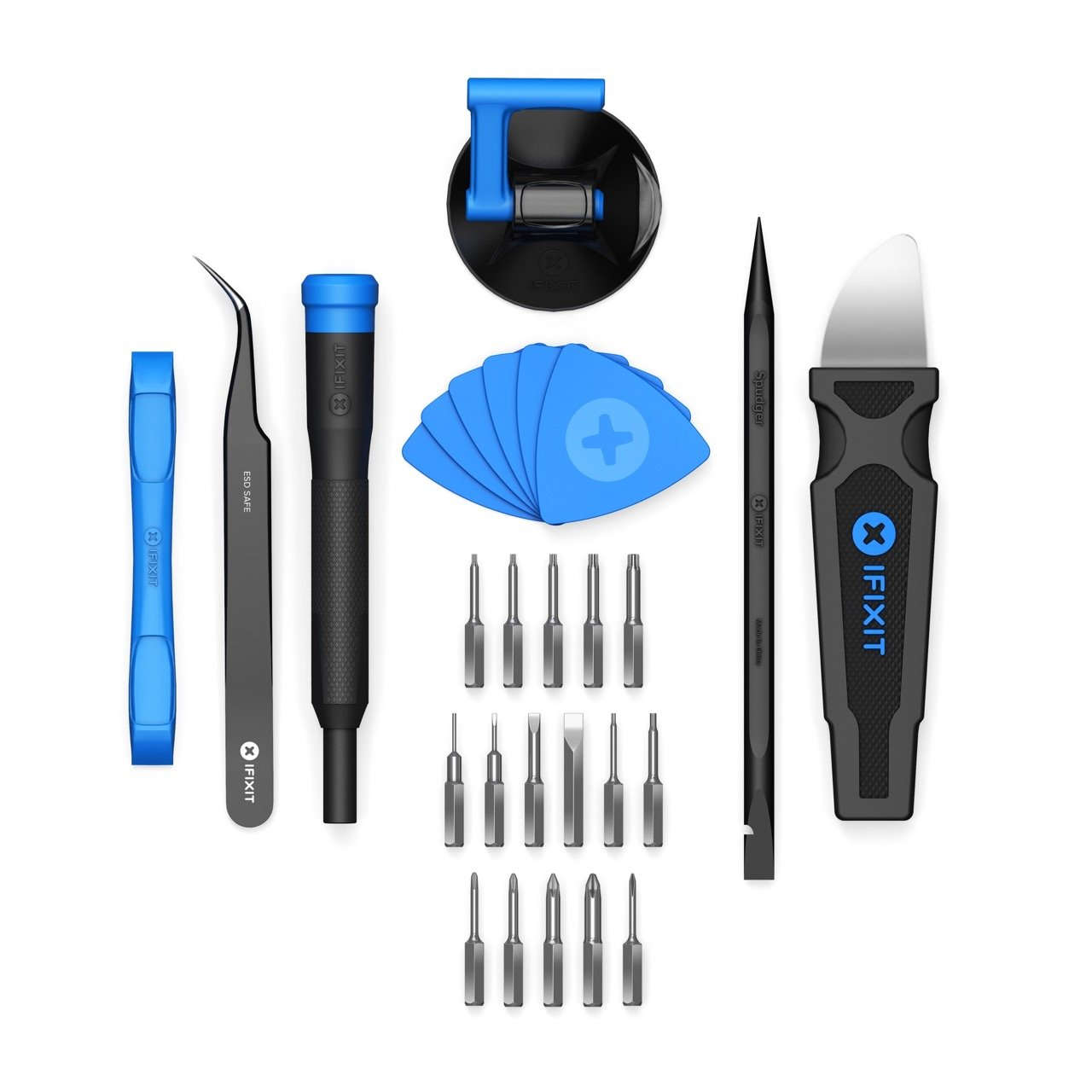 iFixit Essential Electronics Toolkit - Your Economical Do-everything Toolkit