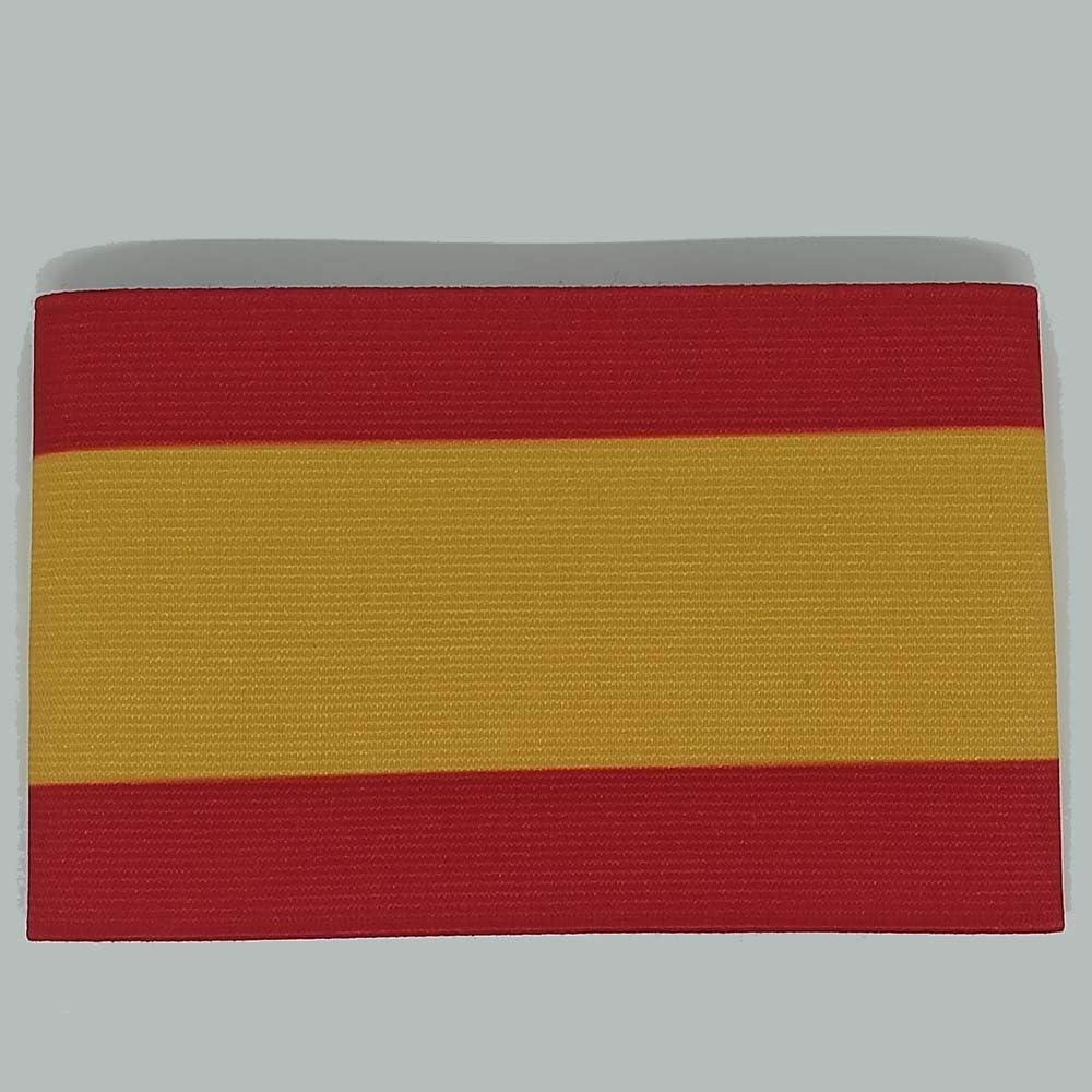 DE TOO+ BEC Brazalete de Capitán, Hombres, ESPAÑA C, 31X8: Amazon.es: Deportes y aire libre