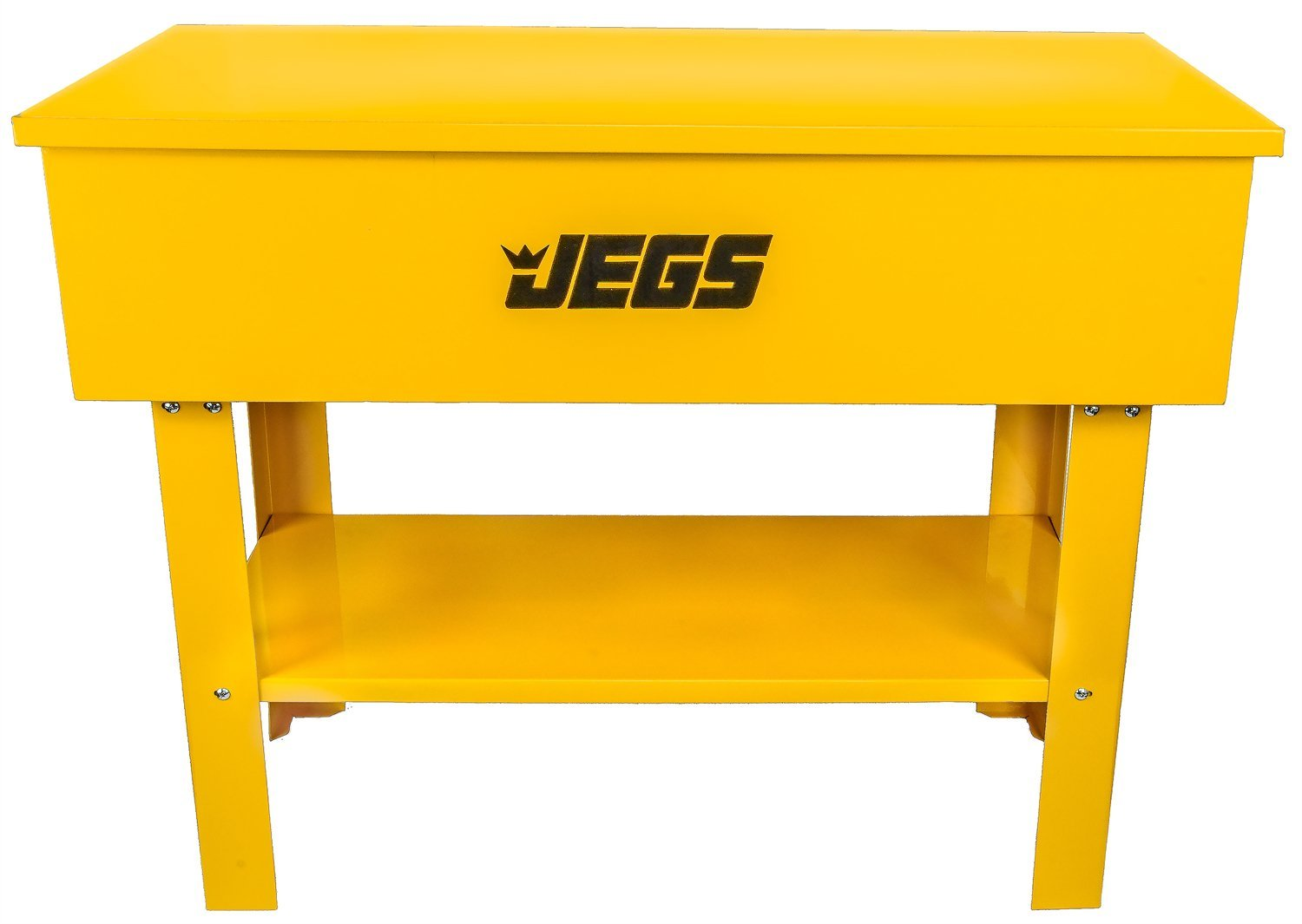 JEGS 40 Gallon Parts Washer With 24 Gallon Solvent Capacity /& Electric Pump