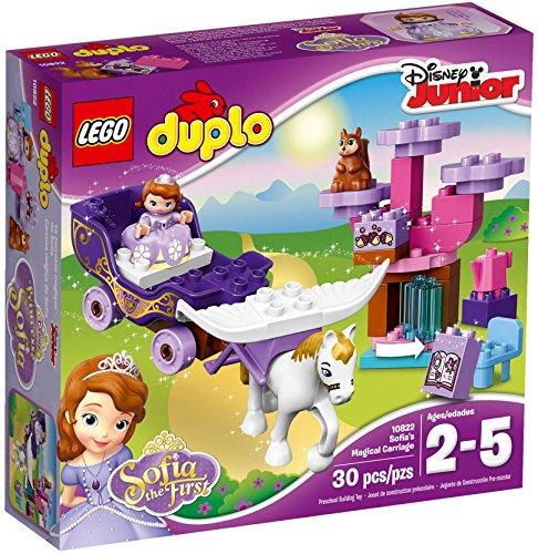 LEGO DUPLO Princesse Sofia - 10822 - Le Carrosse Magique