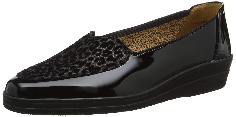 Gabor Shoes Comfort Schwarz) Basic, Derbys Femme Basic, Noir (67 Comfort Schwarz) bb7d84f - robotanarchy.space