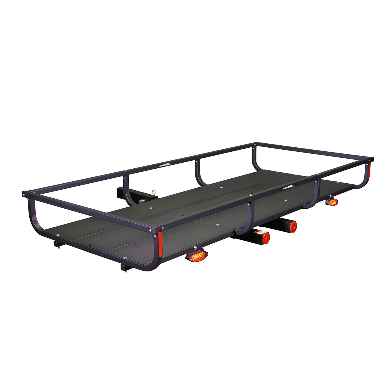 Let's Go Aero GearCage FP6 Slideout Hitch Rack with LED 72in x 32in x 7in by Let's Go Aero