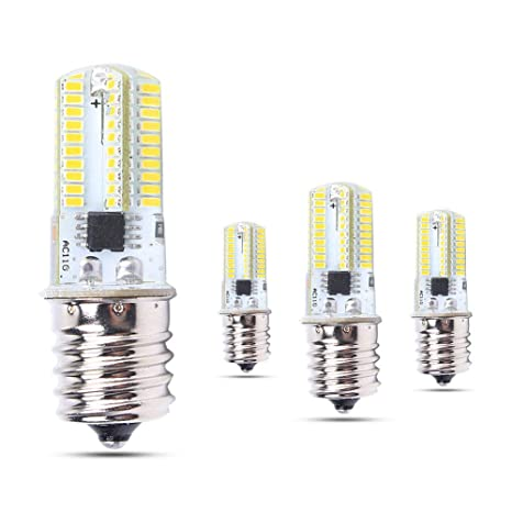 MD Lighting - Bombillas LED de maíz (5 W, E17) para ...