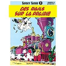 Lucky Luke - Dupuis 09 Des rails sur la prairie