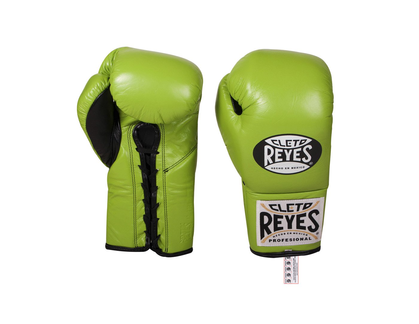 nice cheap fashion style run shoes Cleto Reyes Official Boxing Gloves (Citrus Green, 8 oz)