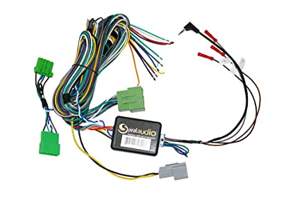 Amazon.com: Volvo XC90 2003-2014 Wire Harness Interface with ... on