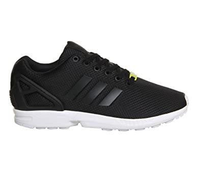 66d5ee439260d adidas Mens Originals Mens ZX Flux Trainers in Black - UK 7