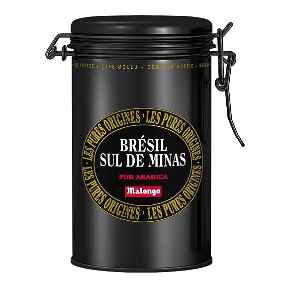 Malongo Café Puro de Brasil - 250 gr: Amazon.es: Alimentación y ...