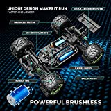 DEERC Brushless 302E RC Cars, 60KM/H High Speed