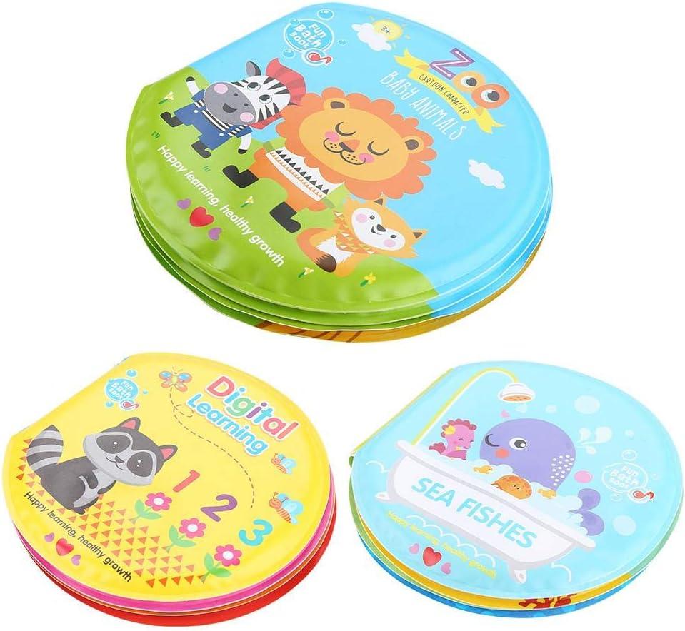 Livres bain bain enfants jeux b/éb/é Premiers Mots lettres et chiffres flottants amusants jouets /éducatifs livre gar/çons Sea