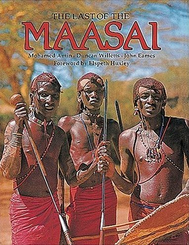 The Last of the Maasai por Mohamed Amin