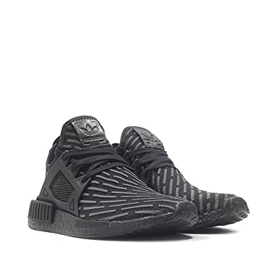 adidas mens nmd rt triple black ba7214 (d - m), usa
