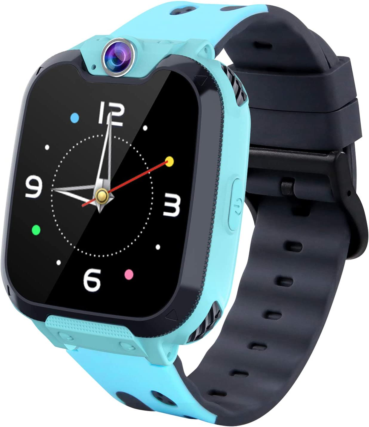 Smart Watches for Kids, HD Touch Screen Sports Smartwatch Phone WAS £28.99 NOW £14.49 w/code 9G9OVOFC @ Amazon