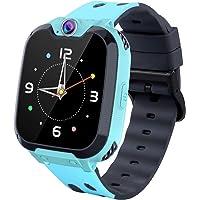 Smart Horloges voor Kids,HD Touchscreen Sport Smartwatch Telefoon met Call Camera Games Recorder Alarm Muziekspeler voor…