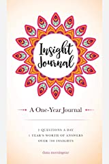 Insight Journal: A One-Year Journal Hardcover