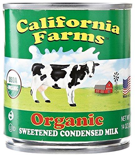 organic condensed milk - 1