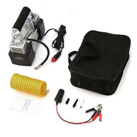 Bomba de inflado de neumáticos para compresores, Inflador de neumáticos digital, Bomba de compresor