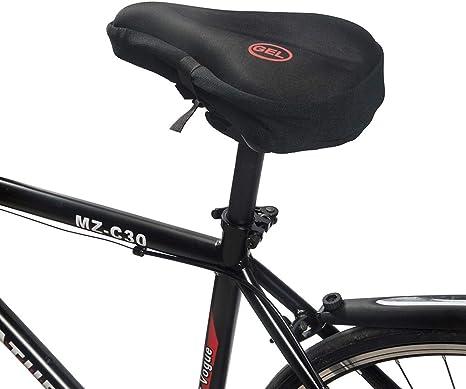 SKYSPER Cubierta de Asiento de Bicicleta + Protector Impermeable ...
