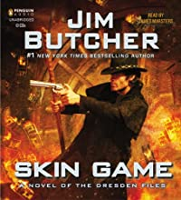 Skin Game: A Novel of the Dresden Files, Book 15 | Livre audio Auteur(s) : Jim Butcher Narrateur(s) : James Marsters