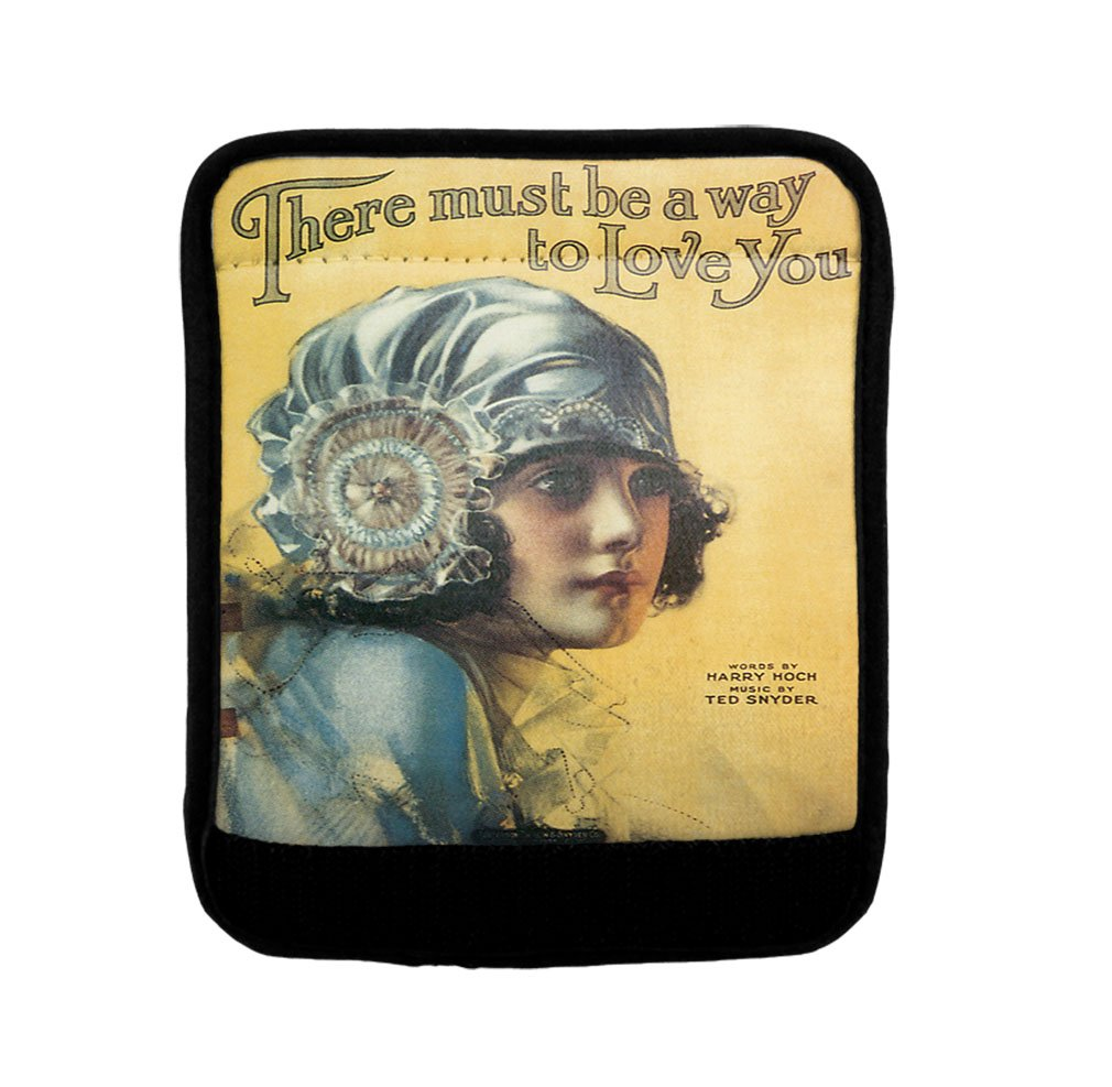 There Must Be A Way To Love You Poster Luggage Handle Wrap Finder