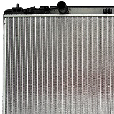 SCITOO 2917 Radiator fits for 2007-2011 Toyota Camry/Hybrid Sedan 4-Door 2.4L 2.5L: Automotive