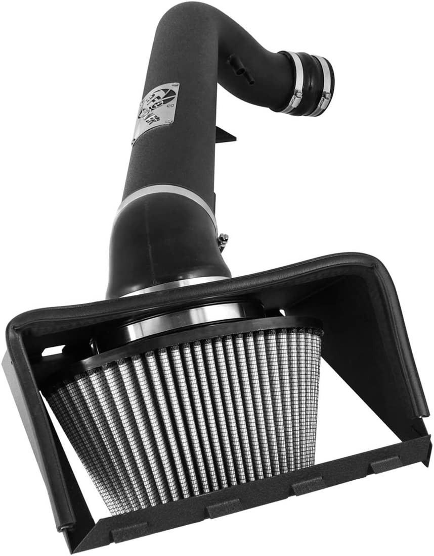 aFe Power 51-11972-1B Pro Dry S Air Intake System for Ford F-250//F-350