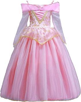 ELSA & ANNA® Princesa Disfraz Traje Parte Las Niñas Vestido ...