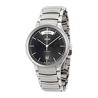 6d63b009ae73b Image Unavailable. Image not available for. Color  Rado Centrix Automatic  Grey Dial Mens Watch R30156103