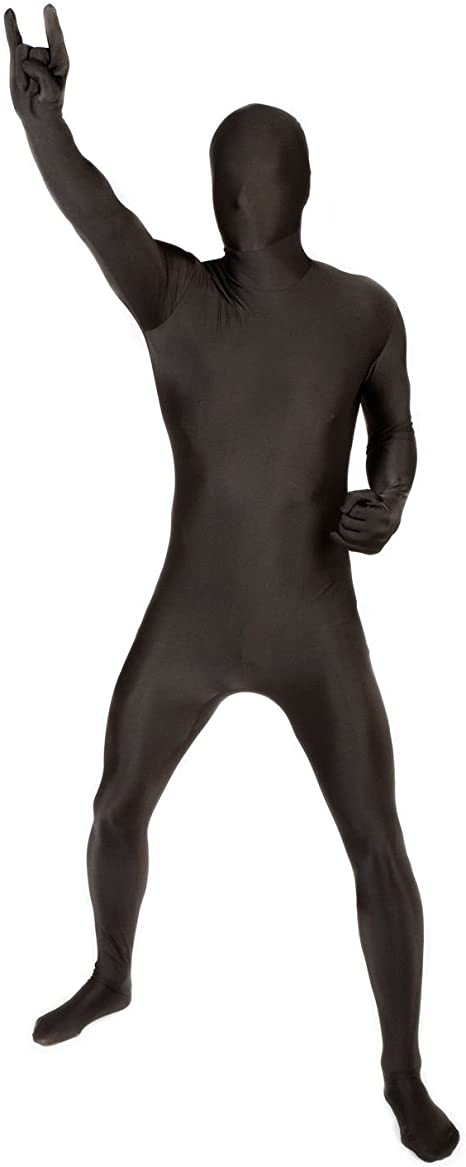 M-Suit Adult Costume Second Skin Bodysuit from the Makers of Morphsuits Various Colors