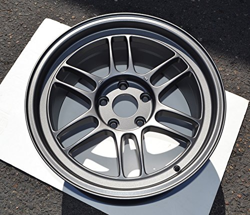 - Flat Gunmetal Gray Powder Coating Paint 1 LB