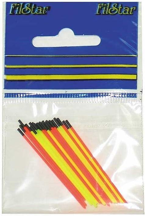 20 unidades (10 rojas, amarillas 10) Pesca Antena Antena ...
