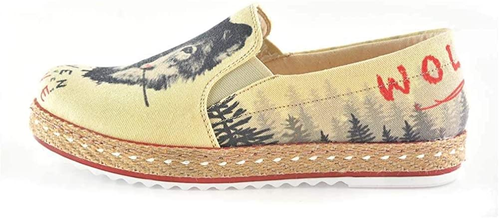 Even Wolves Love Slip on Sneakers Shoes HV1571