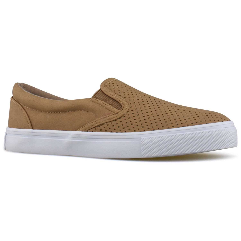 Premier Tan Nbpu Premier Standard Women's Casual Walking shoes - Easy Everyday Fashion Slip on