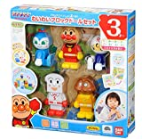 Can play together and BlockLabo block lab block! Block Doll set Wai Wai (japan import) by Bandai