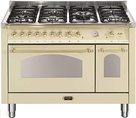 Lofra RBID126MFT+E/2AEO - Cocina (Cocina familiar tipo industrial ...