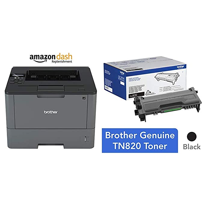 Amazon.com: Impresora láser Brother Monochrome, HL-L6200DW ...