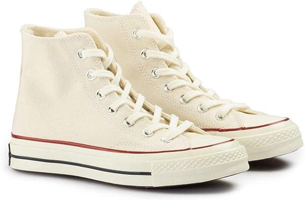 Homme Converse Ctas 70 Hi Chaussures De Baskets Parchment