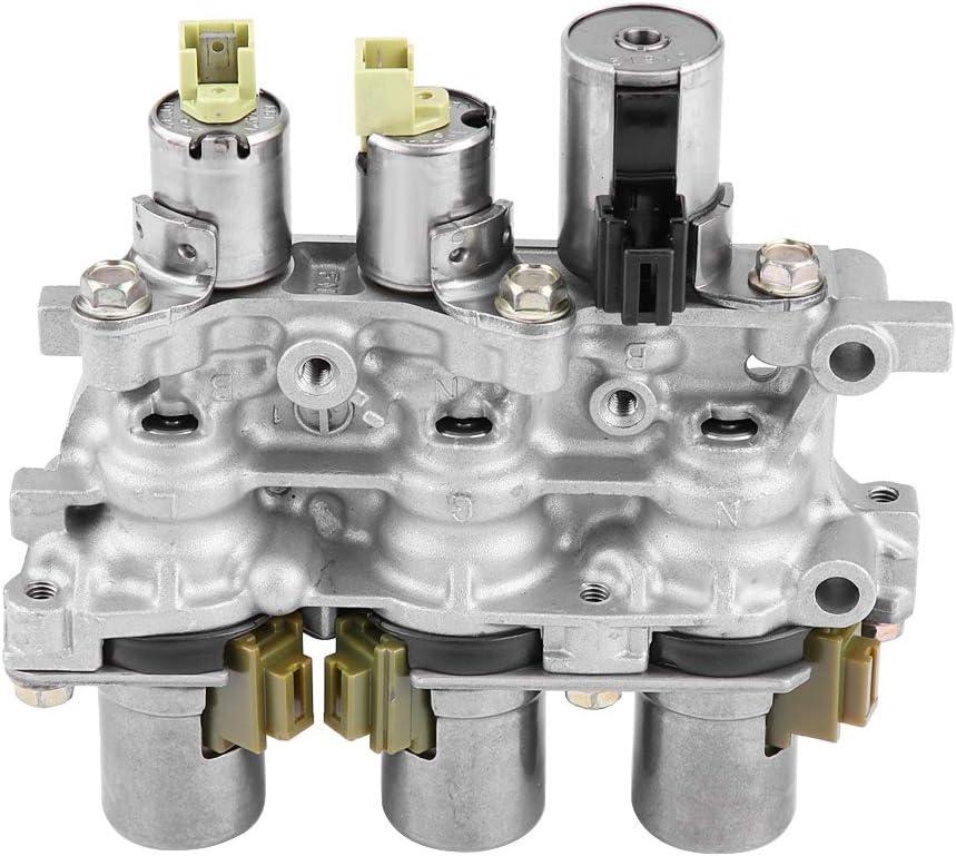 Transmission Solenoid Block Pack for Bottom Valve Body 5 Speed Automat 4F27E