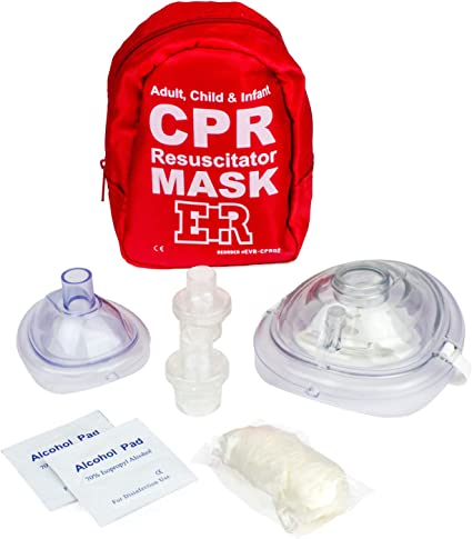 disposable cpr face mask