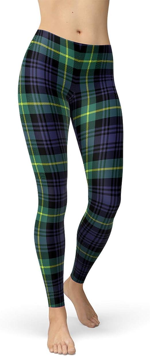 Women/'s Plus School Supplies Pattern Printed Leggings