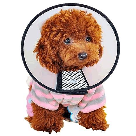 Cono suave,Legendog E Collar protector para perros Gatos Infección de heridas, Aseo,