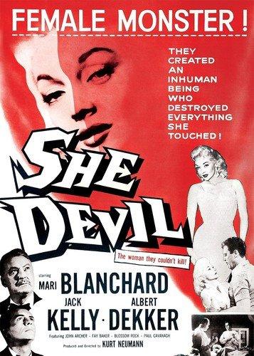 She Devil by OLIVE FILMS