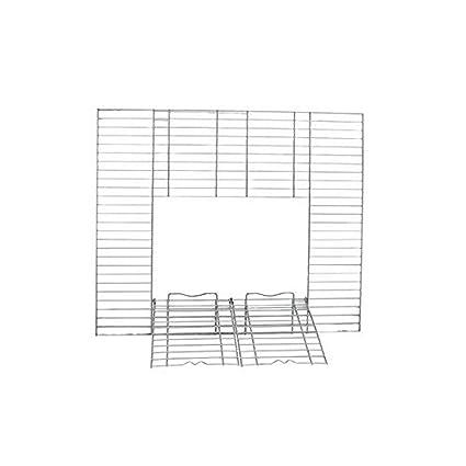Vision Rejilla Delantera para Jaulas L01 / L02: Amazon.es ...