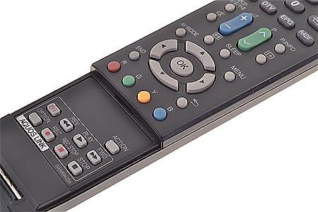 Mando a distancia para televisores SHARP GA586WJSA para televisor ...