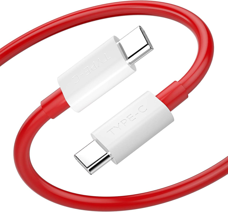 Titacute Warp Kabel Für Oneplus 8t Usb C Auf Usb C Elektronik
